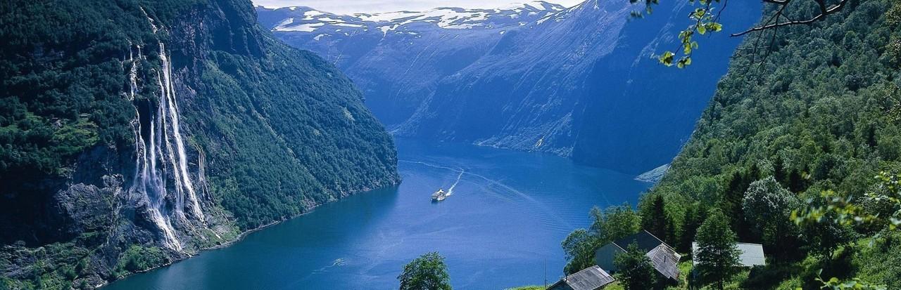 Wycieczka Norwegia | Fiordy, Oslo, Lodowiec | Norweska przygoda już od 1590zł