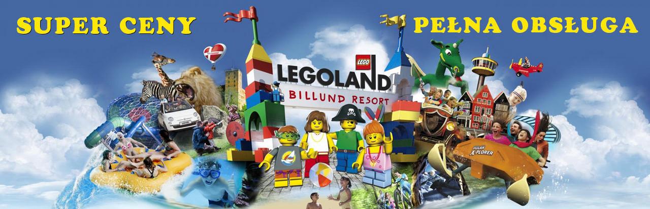 Wycieczka do Legolandu – LEGOLAND ze Świnoujścia 210zł